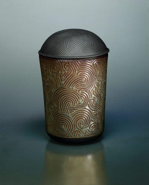 urna porcelanowa zen