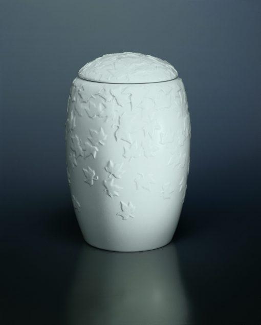 urna porcelanowa jesień