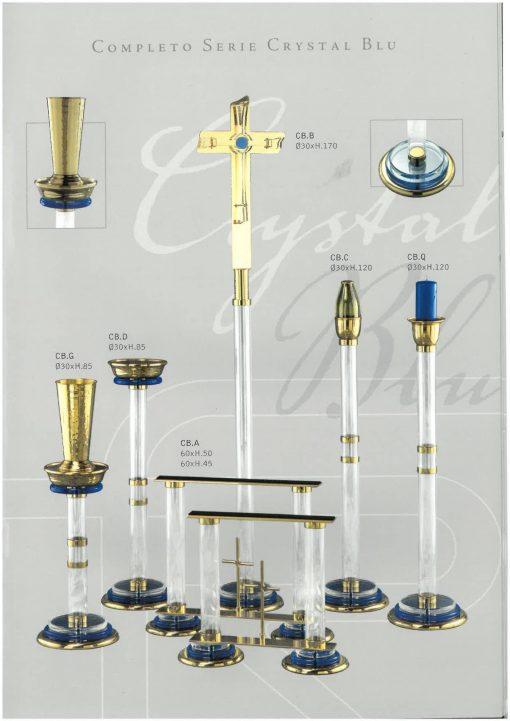 Kaplica Crystal Blu