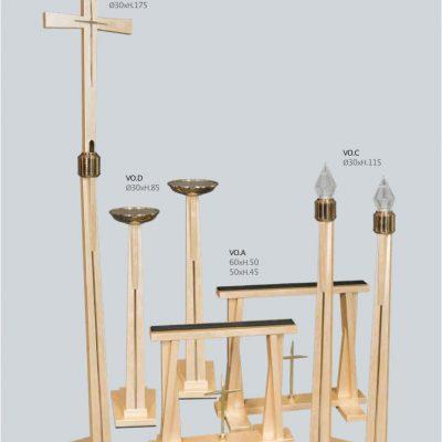 Kaplica SerieVienna Oro